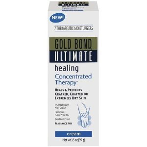 Gold Bond ultimate healing concentrated skin therapy cream -