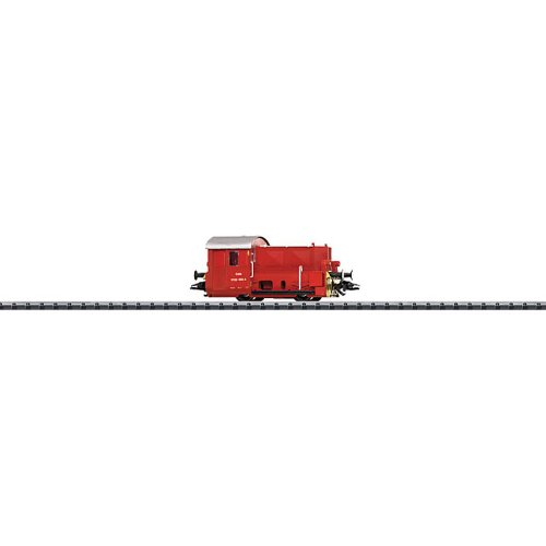 trix-diesel-ho-scale-class-kof-ii-with-enclosed-cab-austrian-federal-railways-obb-red-dcc-selectrix-