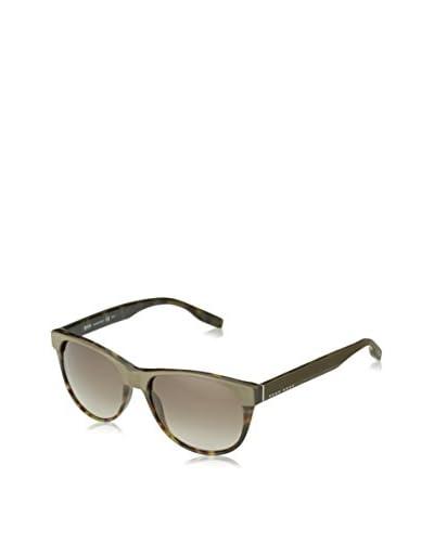 Hugo Boss Gafas de Sol 0474/ 55 (55 mm) Verde Oscuro