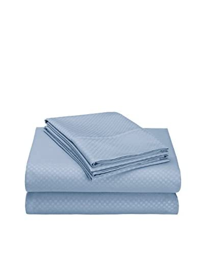 Palace Linens Checkered Collection Sheet Set