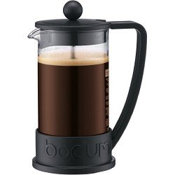 Bodum 10948-01US French Press Coffee Maker, Black