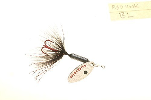wordens-rooster-red-hook-tail-lure-black-1-8-ounce-by-unknown