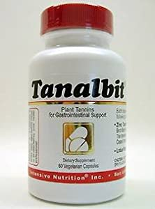 buy Intensive Nutrition - Tanalbit 60 Vcaps