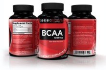 Optimum Nutrition BCAA 1000 Caps - 1000 mg - 400 Capsules