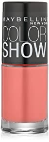 Maybelline New York Color Show Nail Lacquer Coral Crush