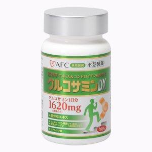 30日シリーズ 筋骨草エキス&コンドロイチン硫酸配合 グルコサミンDX