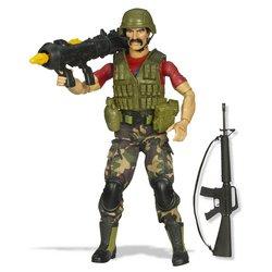 Buy Low Price Hasbro G.I. Joe Military: Bazooka Figure (B001I72WKA)