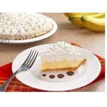 Edwards Banana Pudding Pie, 38 Ounce -- 4 per case.