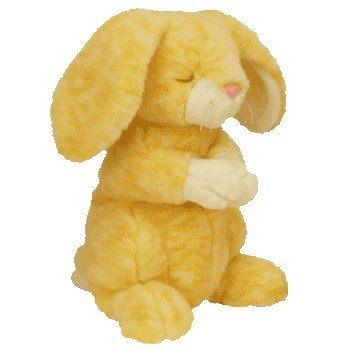 Grace the Praying Bunny Rabbit - Ty Beanie Buddies - 1