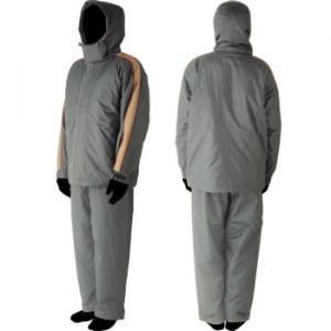 防水防寒上下セット (コート/パンツ) A1-2012 ブラック
