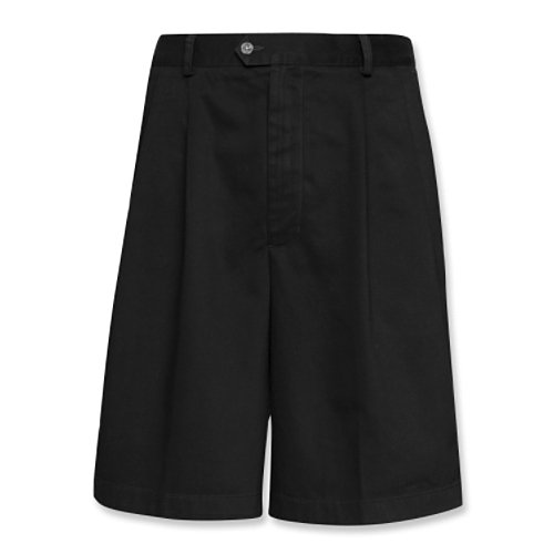 Cutter & Buck Mens Big/Tall Double Pleat Twill Shorts