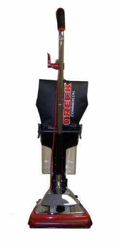 Oreck OR101DC Premier Series Commercial Upright Vacuum With Dirt Cup