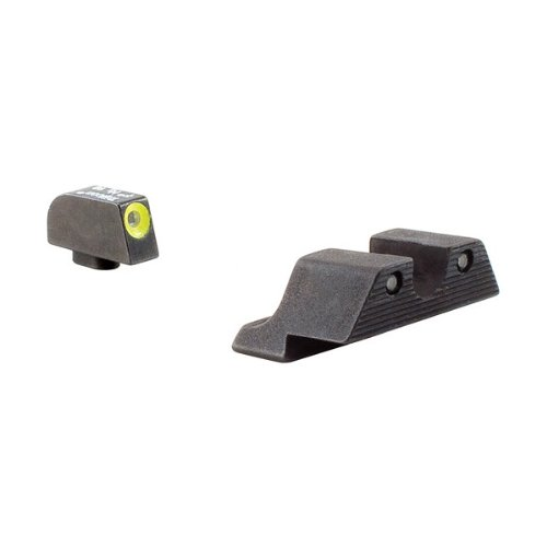 Trijicon Glock Hd Night Sight Set Front Outline, Yellow