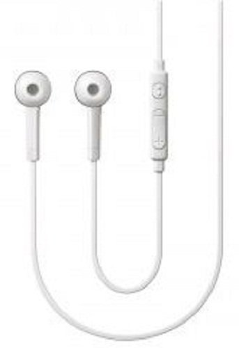 Samsung Eo-Hs3303We Samsung Galaxy S4 Headset 3.5Mm Stereo With Volume Key - Non-Retail Packaging - White