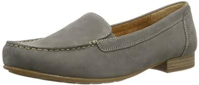 Gabor Shoes Gabor Comfort 82.680.31 Damen Ballerinas, Grau (fumo), EU 44 (UK 9.5) (US 12)