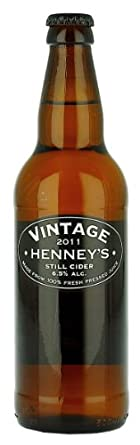 Henneys Cider Company - Henneys Vintage Still Cider - United Kingdom - Herefordshire - 6.5%