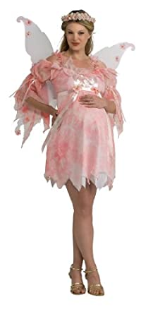 Rubie's Costume Mommy To Be Maternity Fairy Costume, Pink, One Size