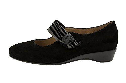 Scarpe donna comfort pelle Piesanto 5726 scarpe bassi comfort larghezza speciale