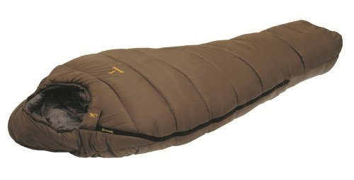 Browning Camping Denali 30-Degree Nylon Diamond Ripstop Wide Mummy Sleeping Bag (38 x 86-Inch)