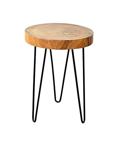 Jeffan Natura Freeform Side Table, Natural As You See