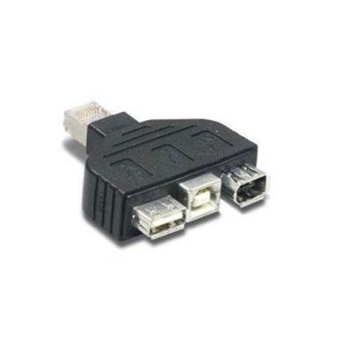 TRENDnet USB FireWire Adapter for TC NT2