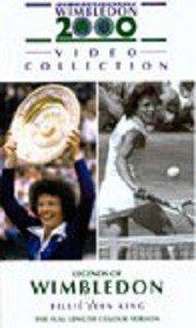Legends-Billie Jean King [VHS]