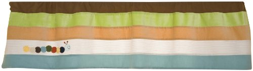 Kidsline Peekaboo Pals Valance (Discontinued by Manufacturer) - 1