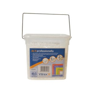 Vitrex 10 202600V 2.50mm Tile Spacers (Pack of 3000)