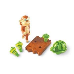 Animatools  - Monkey Wrench  (Monkey Wrench, Turtle Sander Boa Bolts, Wood Block) - 1