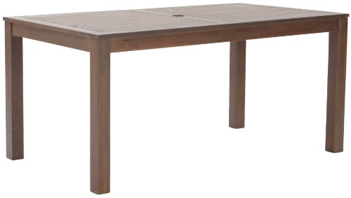 Strathwood Vashon Hardwood Dining Table