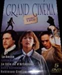 Coffret grand cin�ma : le bossu ; lit...