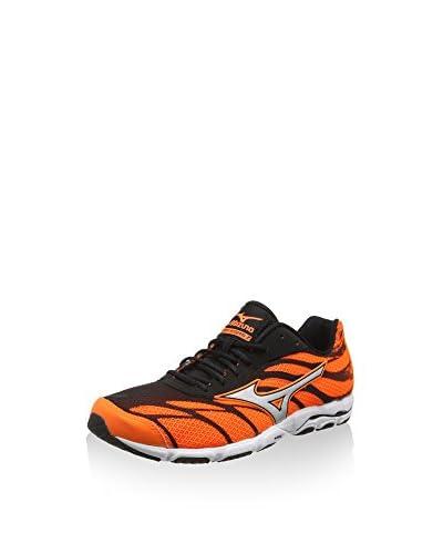 Mizuno Sneaker Wave Hitogami 3 [Arancione]