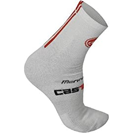 Castelli 2012/13 Mezza Wool 9 Cycling Sock - R11544