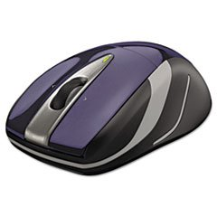 -- M525 Wireless Mouse, Compact, Right/Left, Blue
