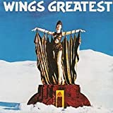 WINGS GREATEST WITH ONE POSTER VINYL LP[1978][PCTC256] WINGS