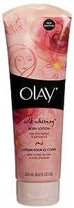 Olay Body Lotion-Silk Whimsy-8.4 oz (Quantity of 5)