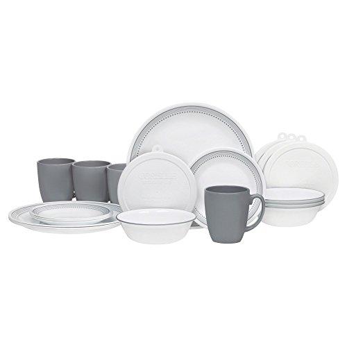 Тарелка Corelle 20 Piece Livingware