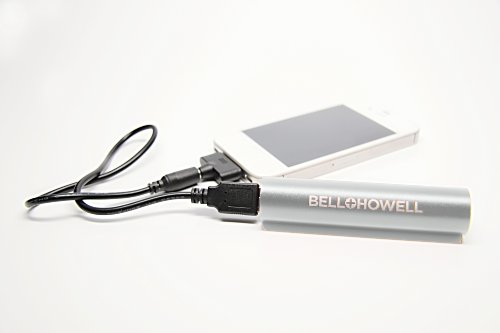 Bell&Howell 2600mAh Power Bank