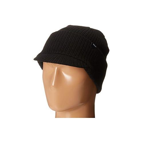 [ブラ] BULA メンズ Dylan Cap 帽子 Black [並行輸入品]