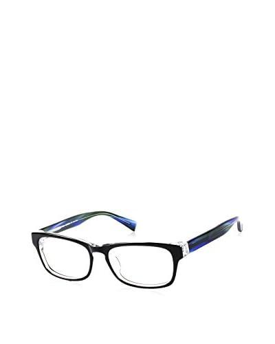 Ivory + Mason A3310 Roma Eyewear, Black Crystal Blue