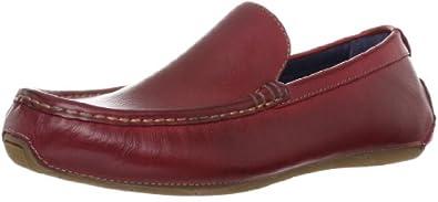 (降价)Cole Haan Men's Air Somerset Venetian Slip-On Loafer男士休闲皮鞋 棕$68.7