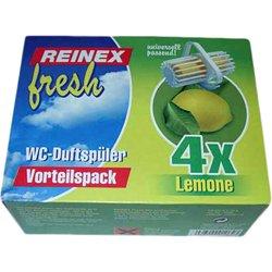 WC-Duftspüler Lemon 4x30g Frische für Ihr WC