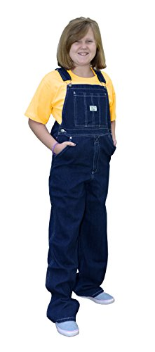 West End Blues Big Boys or Big Girls Soft Washed Denim Bib Overall Set гитарный комбоусилитель roland blues cube stage
