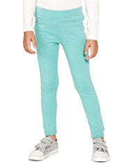 Cotton Rich Spotted Jeggings