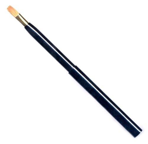 五大洲化粧筆 携帯用リップブラシ 熊野筆