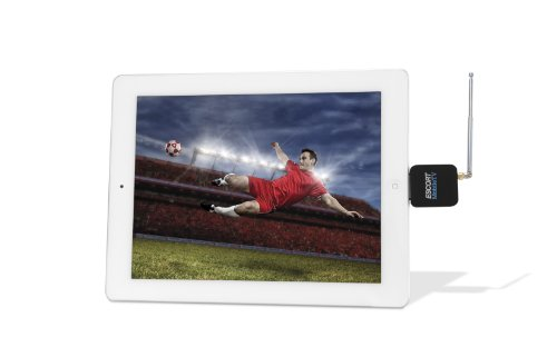 Escort Mobile Digital TV (Black) for iPhone, iPad, iPod Touch