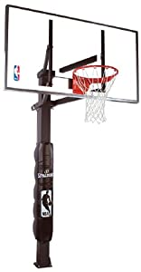 Spalding 888 Series In-Ground Basketball System by Spalding