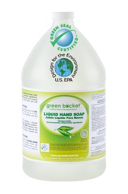 Green Bucket Liquid Hand Soap 1gal. Green Seal Certified