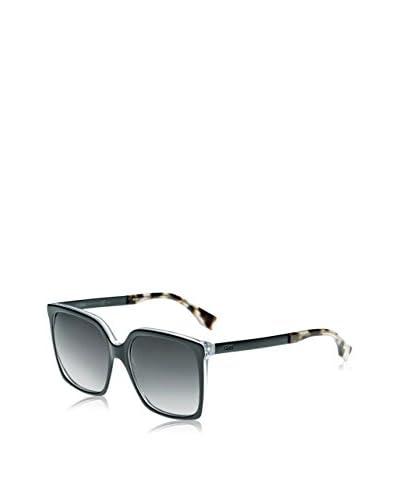Fendi Gafas de Sol 0076/S DU0/9O (56 mm) Negro