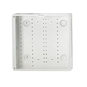Leviton 47605-14E  SMC 14-Inch Series, Structured Media Enclosure only, White